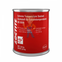 LOCTITE SI 5367 WH 310ML  - LOCTITE NS 5550 BR CAN 1KG