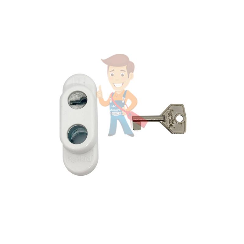 Защелка-блокиратор - Sash Lock - фото 4