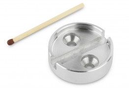 Чашка для опечатывания под нить из алюминия