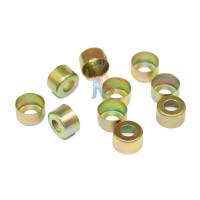 Опечатывающее устройство сейфовое тип № 1 - Чашка пломбировочная, ГОСТ 18678-73, 1-6-10-016