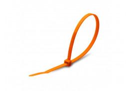 """Стяжки кабельные КСС """"Float"""" 4х150 (оранж) (100 шт)"""