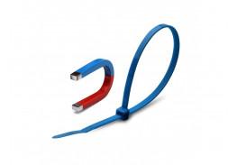 """Стяжки кабельные КСС """"Magnetic"""" 4х150 (син) (100 шт)"""