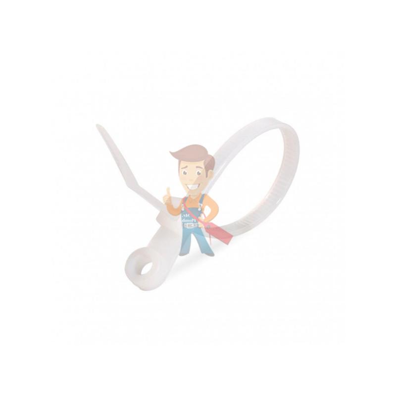 Стяжки нейлоновые КСО 8x380 (б) (100шт)