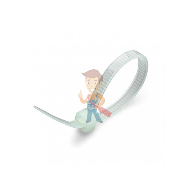 Стяжки нейлоновые КСТ 5x400 (100шт)
