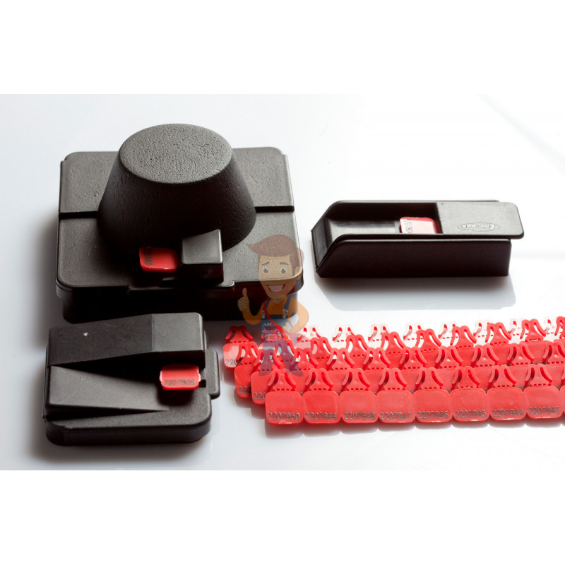 Опечатывающее устройство Envopak 41х83х85мм - фото 2