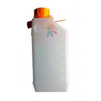 Этикетка на бутылку - Канистра 1 л