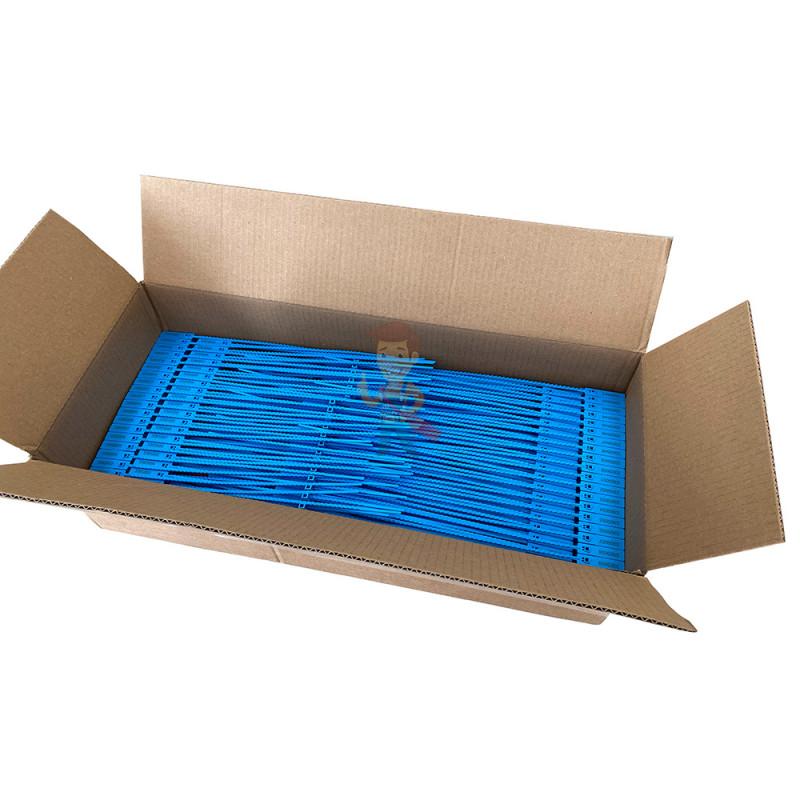 Пломба пластиковая КПП-1-2203 - фото 3