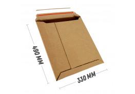 Курьер-пакет А3 330х490 мм из микрогофрокартона 450 гр./м2