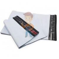 Курьерский почтовый пакет с клеевым клапаном Forceberg HOME & DIY 300х400+40 мм, с карманом, 20 шт - Курьерский пакет 165*240+40 мм, без логотипа, с карманом