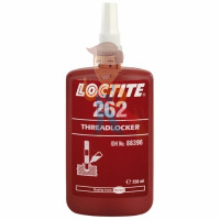 LOCTITE 290 10ML  - LOCTITE 262 250ML