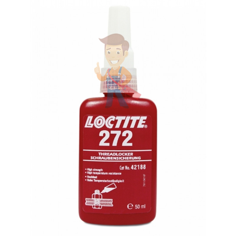 LOCTITE 272 50ML