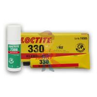 LOCTITE AA 352 250ML  - LOCTITE AA 330/7386 50ML