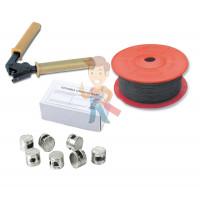 Плашка для опечатывания замочных скважин - Набор для опечатывания 2