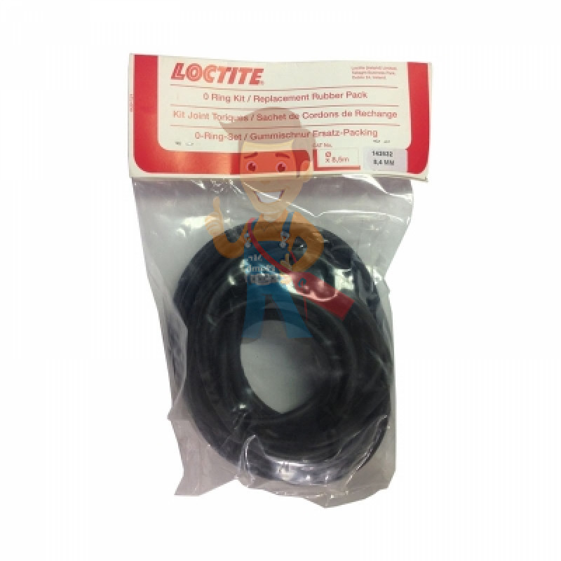 LOCTITE O-RING RUBBER 1,6MM