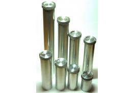 Пенал для ключей с задвижным штоком 40х120 мм