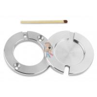 Опечатывающее устройство сейфовое тип № 1 - Плашка для опечатывания замочных скважин