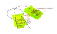 Антимагнитная пломба АМП - Пломба пластиковая Силтэк 2