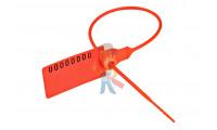 Блокиратор кранов КППК 15 - Пломба пластиковая Универсал 220 (220 мм)