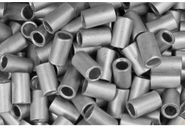 Пломба ОСТ 1 10067-71, 1-6х10 алюминиевая