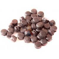 Пломбы свинцовые Гвоздь - Пломба пластиковая армированная (с металл вставкой)
