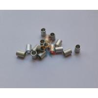 Пломбы свинцовые - Пломбы алюминиевые трубчатые - 10 мм