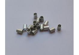 Пломбы алюминиевые трубчатые - 10 мм