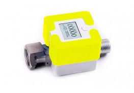 Счетчик газа Элехант СГБ-1,8, желтый