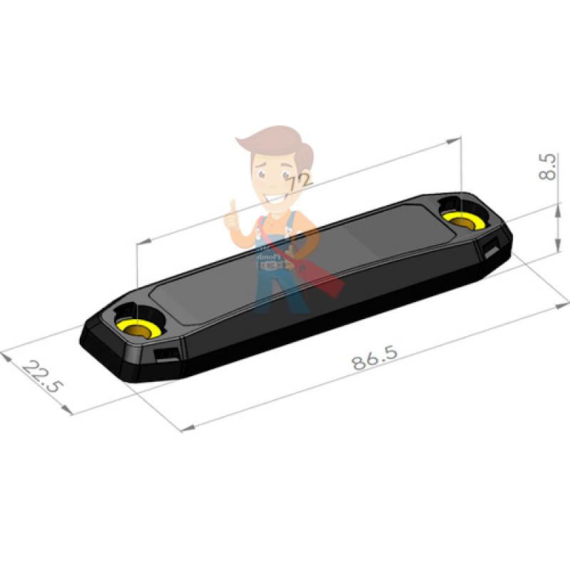 UHF RFID метка на металл в корпусе RU-R101 - фото 3