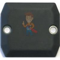 Высокотемпературная UHF RFID метка на металл OPP4215 - UHF RFID метка на металл в корпусе RU-R91