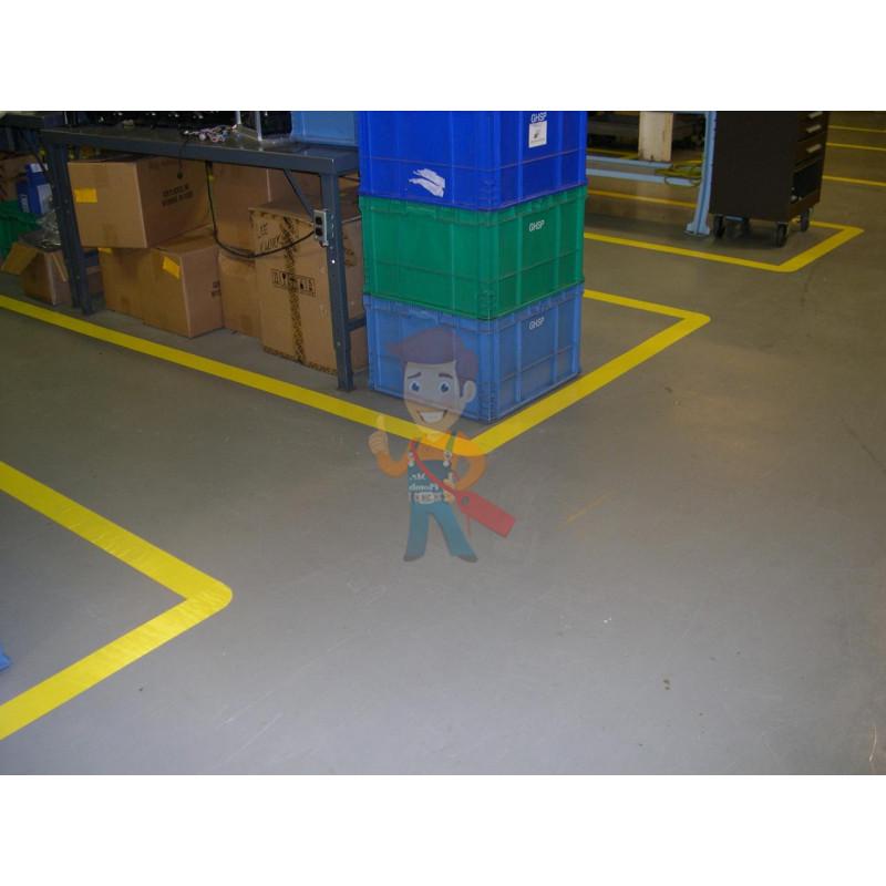 Напольная лента для разметки 50x33 - фото 1