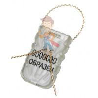Пломба пластиковая Универсал 320 (320 мм) - Пломба пластиковая СИЛТЭК®-М