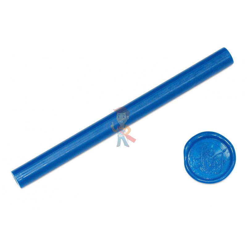Сургуч декоративный, синий