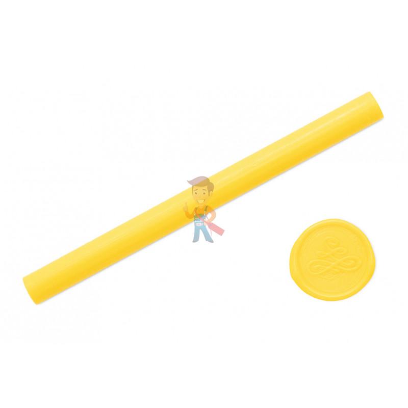Сургуч декоративный, желтый