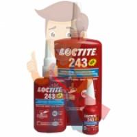 LOCTITE 262 50ML  - LOCTITE 243 50ML