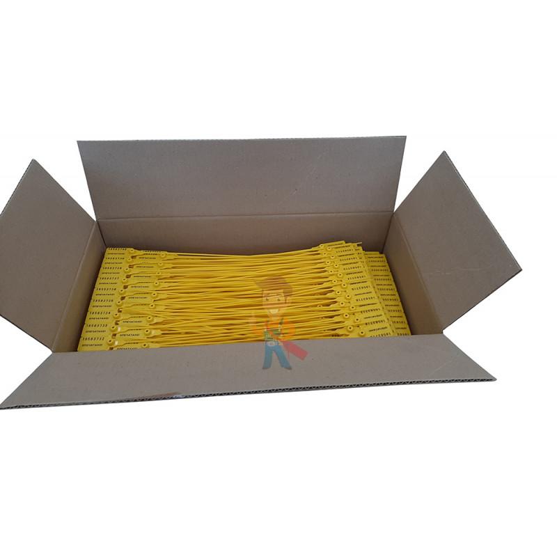 Пломба пластиковая Универсал 320 (320 мм) - фото 4