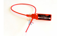 Блокиратор кранов КППК 15 - Пломба пластиковая Универсал 420 (420 мм)