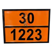 Знак ООН 33/1263 - Знак ООН 30/1223