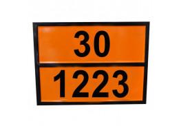 Знаки опасности жд - Знак ООН 30/1223
