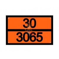 Знак ООН 33/1263 - Знак ООН 30/3065