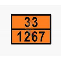 Знак ООН 33/1263 - Знак ООН 33/1267