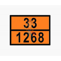 Знак ООН 33/1263 - Знак ООН 33/1268