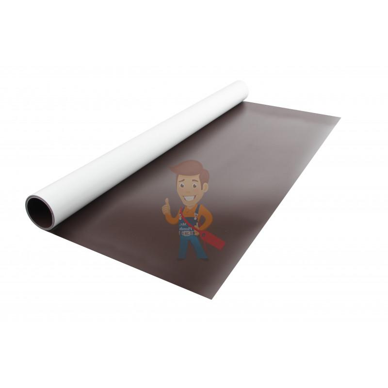 Магнитный винил Forceberg с ПВХ слоем 0.62 x 1 м, толщина 0.25 мм