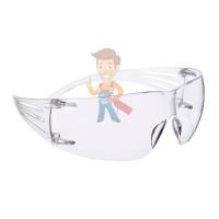 Защитные закрытые очки из поликарбоната с покрытием Scotchgard™ от запотевания и царапин, GG501-EU - Открытые защитные очки, с покрытием AS/AF против царапин и запотевания, прозрачные