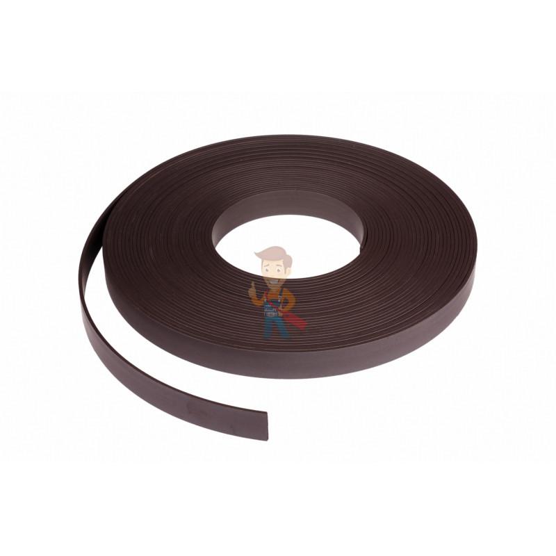 Магнитная лента Forceberg без клеевого слоя 12.7 мм, рулон 10 м, тип А