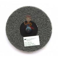 Круг зачистной Silver, T27 125 мм х 7 мм х 22,23 мм - Шлифовальный круг Scotch-Brite™ Roloc™ XL-UR, 2S FIN, 75 мм, 17184