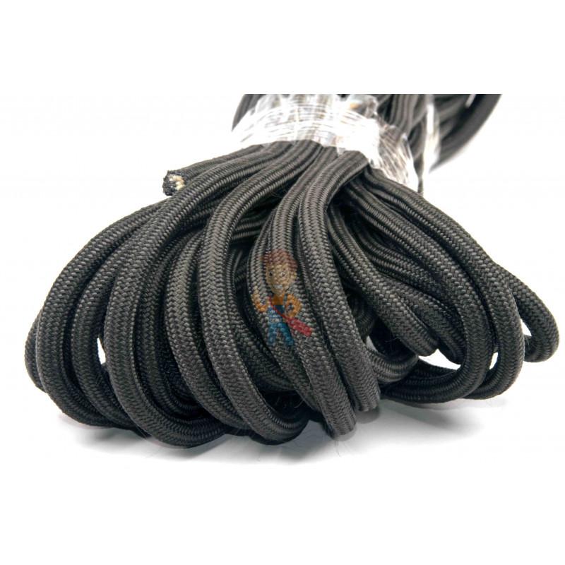 Веревка Forceberg полипропиленовая высокопрочная с сердечником 20 метров - фото 1