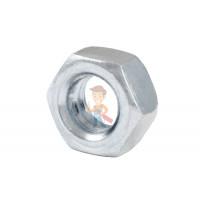 Дюбель универсальный Forceberg Home&DIY (тип U) 5х32 мм, для кирпича, газобетона, гипсокартона, 40 шт - Гайка М4 шестигранная оцинкованная ГОСТ 5915-70 (DIN 934) Forceberg Home&DIY, 50 шт