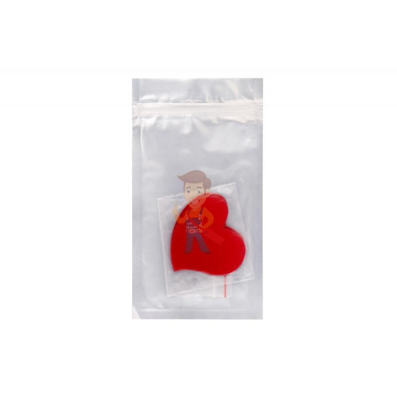 Магниты-сердечки, Forceberg, комплект из 5 шт - фото 4