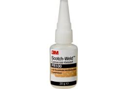 Клей цианоакрилатный Scotch-Weld™, PR100 прозрачный, 20 г