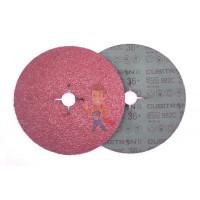 Круг лепестковый торцевой конический 566A  P40, 125 мм х 22 мм - Фибровый шлиф. круг 982С Cubitron™ II, 36+, 125 мм х 22 мм, 3 шт./уп.